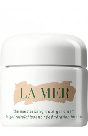 Увлажняющий успокаивающий гель-крем La Mer. Цвет: бесцветный
