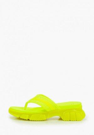 Сабо Lamania. Цвет: желтый
