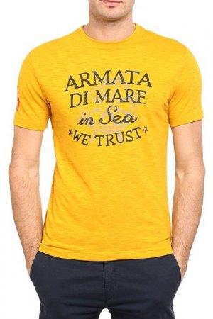 T-Shirt ARMATA DI MARE. Цвет: yellow