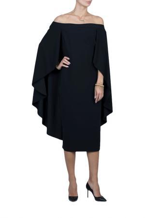Платье CHIARA BONI. Цвет: черный