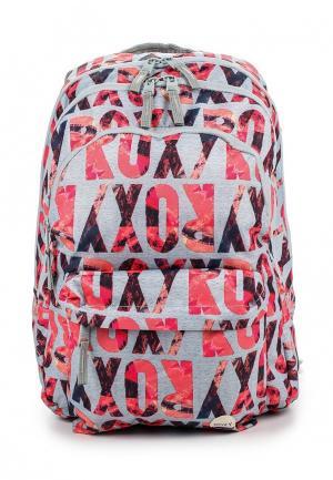 Рюкзак Roxy. Цвет: разноцветный