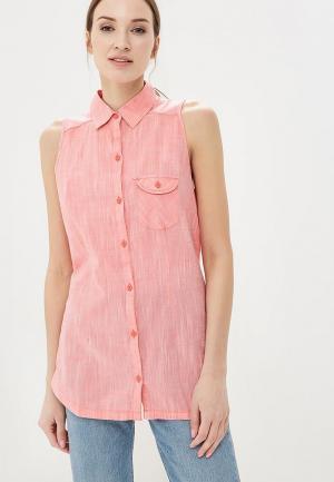 Блуза Columbia. Цвет: розовый