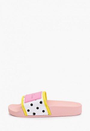 Сланцы Marc Jacobs. Цвет: разноцветный