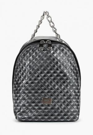 Рюкзак Fiato. Цвет: серебряный